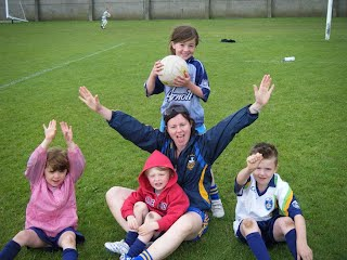 Plenty of fun at the St. James Gaels Summer Camp